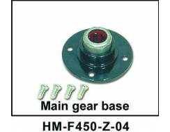 Main Gear Base
